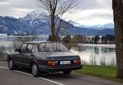 555.000 kilometer in een Saab 900 Turbo