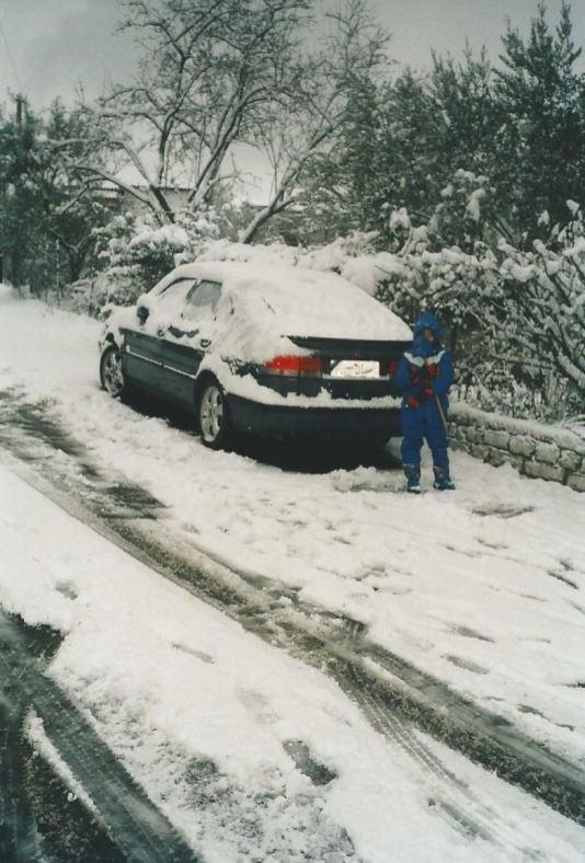 Erinnerungen von Guz an den Winter 1999 und den 9-3