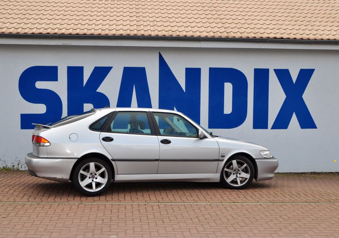 Mon Saab visite Skandix AG