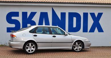 Мой Saab в гостях у Skandix AG