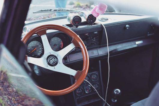 Classico con un volante classico