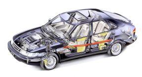 El 900 II fue el primer desarrollo nuevo con un motor de seis cilindros.