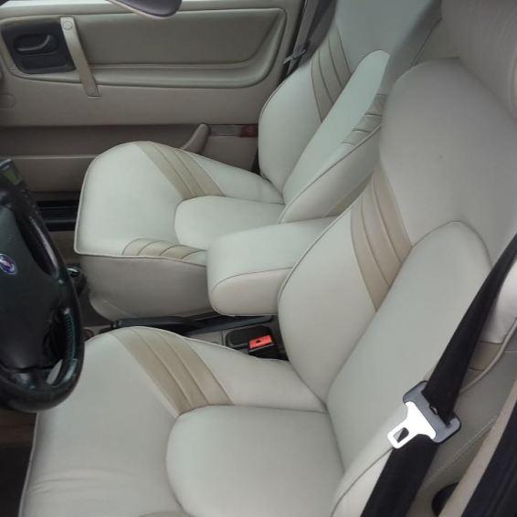 Você tem que ver: assentos aero fantásticos em bege arenoso!