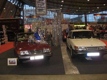 Le Retro Classic et Saab