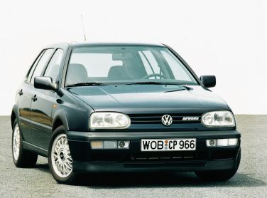 The VR6 in the Golf II. A very pleasant engine. Who would have suspected him in a Saab?