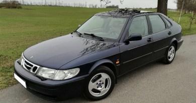 Der lange Weg zum ersten Saab. Hier ist er!