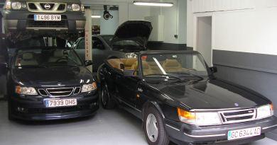 Die Geschichte der Saab Retter aus Barcelona