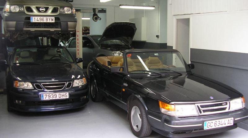 Tallers Berma, o salvador da Saab de Barcelona
