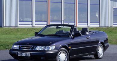 En Saab 900 Cabriolet har slavkvaliteter