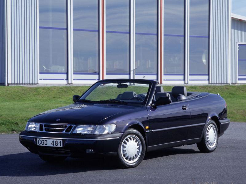Une Saab 900 Cabriolet a des qualités d'esclave
