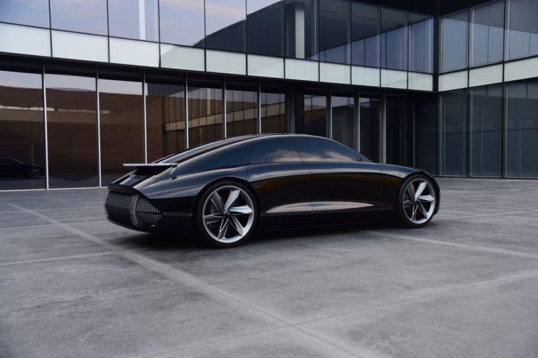 Novo conceito totalmente elétrico da Hyundai