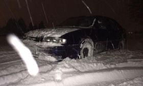 Inverno em Munique, o Saab de Dejan