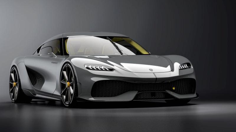 Der neue Koenigsegg Gemera