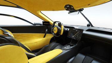 De Gemera is de eerste GT van Koenigsegg. Afbeelding: Koenigsegg