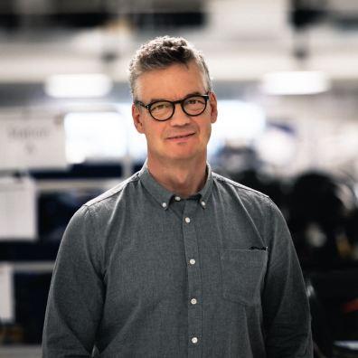 Von KTM zurück in die schwedische Heimat. Technik Chef Henrik Wiese.
