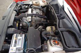 Si dice che il turbo a cinque cilindri produca 300 CV. O più