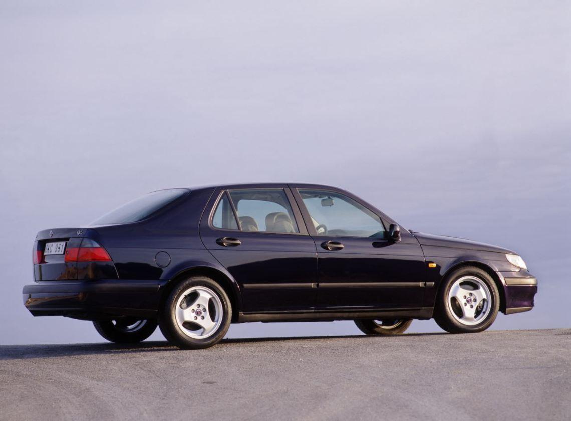 Vergleich Saab 9-5 vs. Peugeot 605