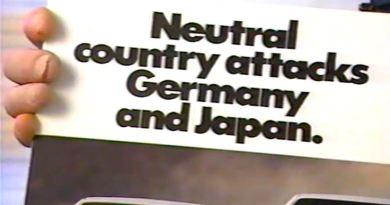 Sverige mot Tyskland och Japan