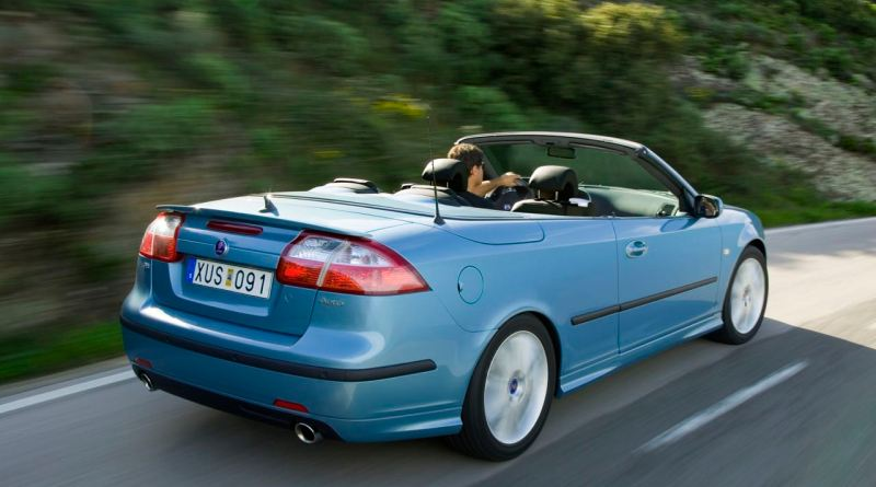 Saab sair Rhön 2020