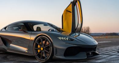 The Koenigsegg Gemera on the track. Picture gallery!