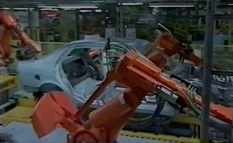 Elchtest bei Saab und Mercedes. Real Life Safety