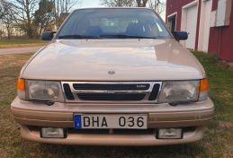 Las luces antiniebla corresponden a los accesorios disponibles de Saab