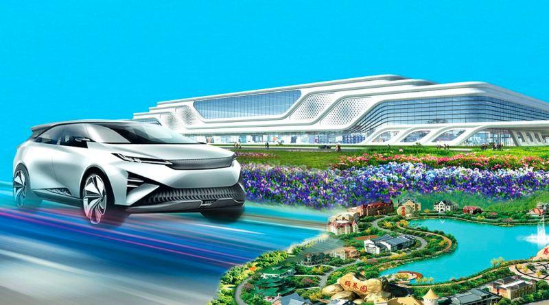 Evergrande errichtet Produktion für elektrische Antriebe in Huzhou