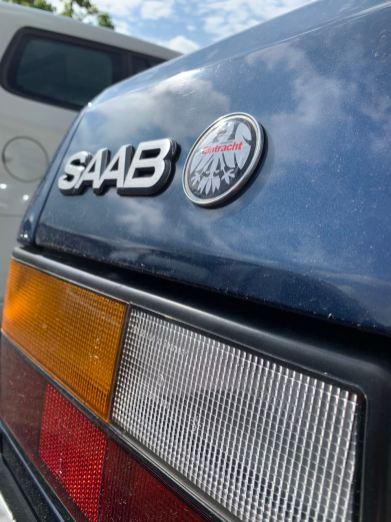 Saab und Eintracht Frankfurt. Lokalpatriotismus.