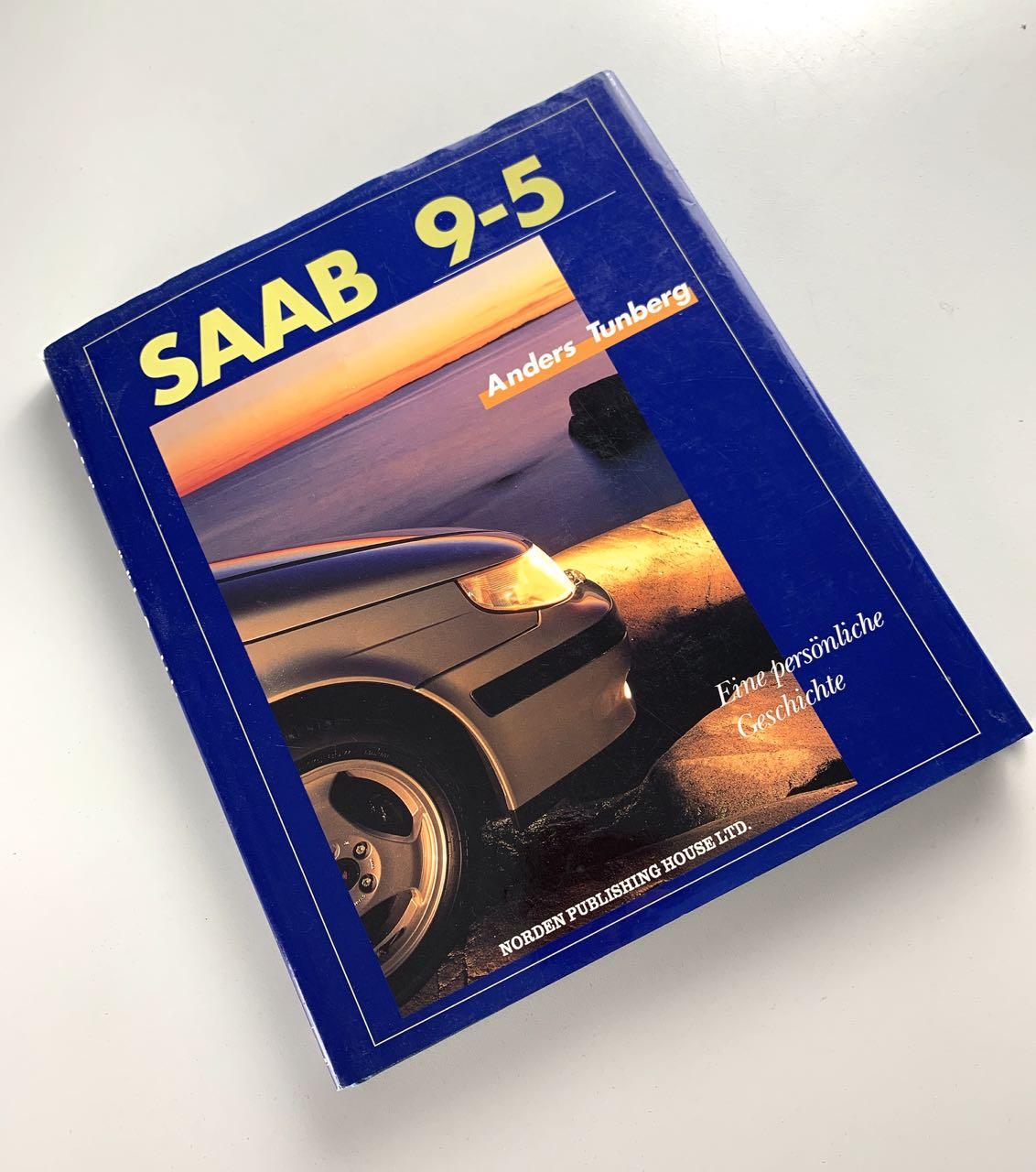 Une histoire personnelle sur la Saab 9-5