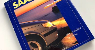 A personal story about the Saab 9-5