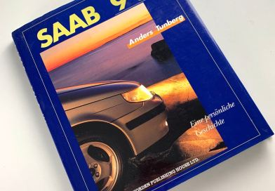 Antiquarian and expensive. Saab 9-5 - a personal story.