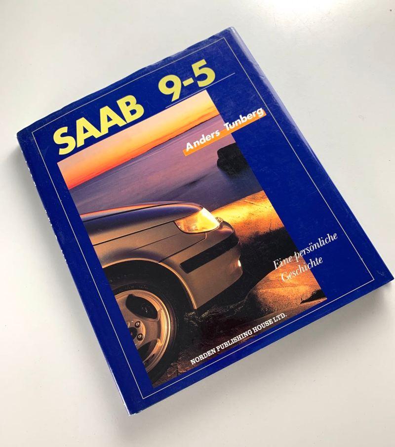 Una storia personale sulla Saab 9-5