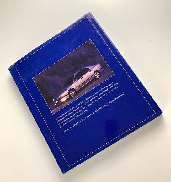 Un oggetto da collezione sulla storia di Saab