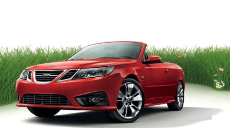 Modelljahr 2012 - nie gebaut. Die Saab Midsommar Edition.