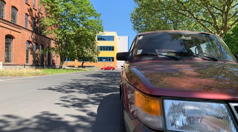 Ох уж этот Saab 900 Turbo!