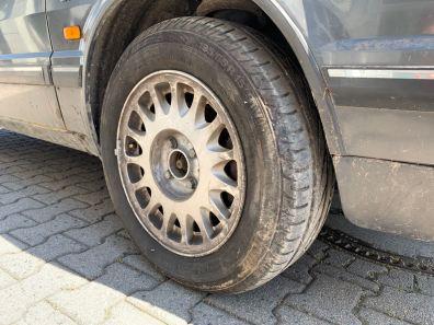 Llantas originales Saab turbo