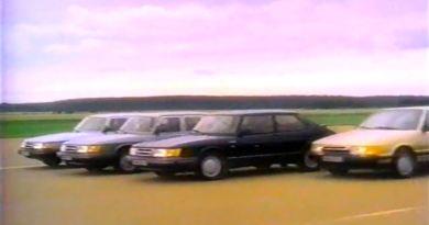 Una Saab da 20 milioni di dollari? Spot pubblicitario USA 1988!