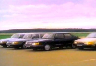Un Saab de 20 millions de dollars? Spot publicitaire USA 1988!