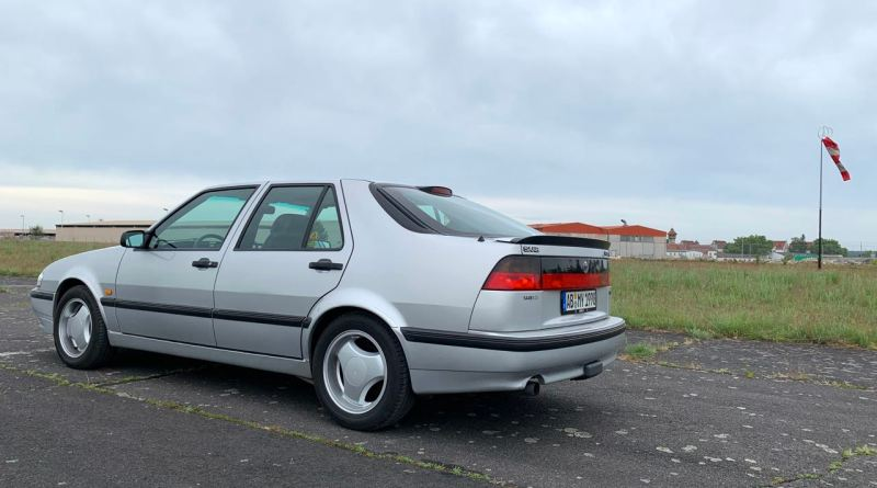 The Saab 9000 Anna project. An extensive campaign is pending.