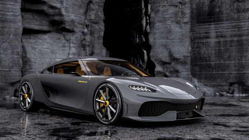 Gemera, der erste GT von Koenigsegg