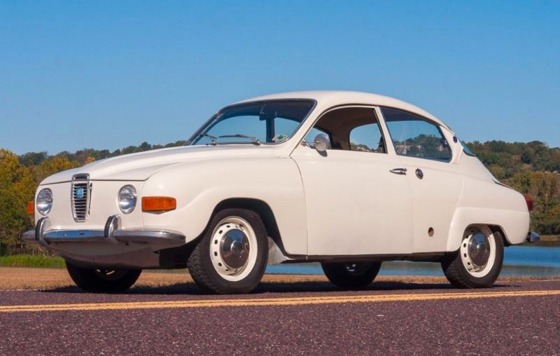 Saab 96 Electric