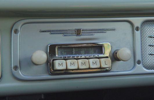 Radio Blaupunkt del 1959 - favolosa!