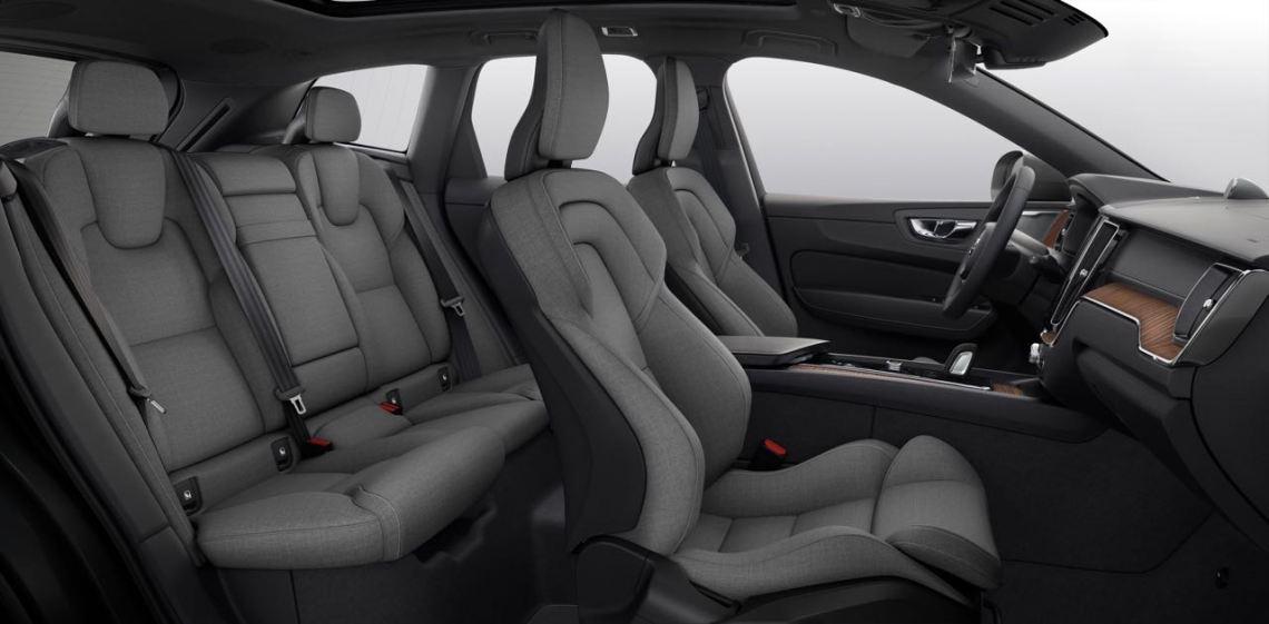 Novità nell'anno modello 2021. Un mix di lana nella Volvo.