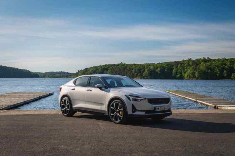 The Polestar 2: ¿tiene algo que ver con Saab?
