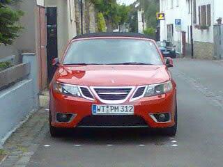 Saab 9-3 2.0T Cabriolet Aero