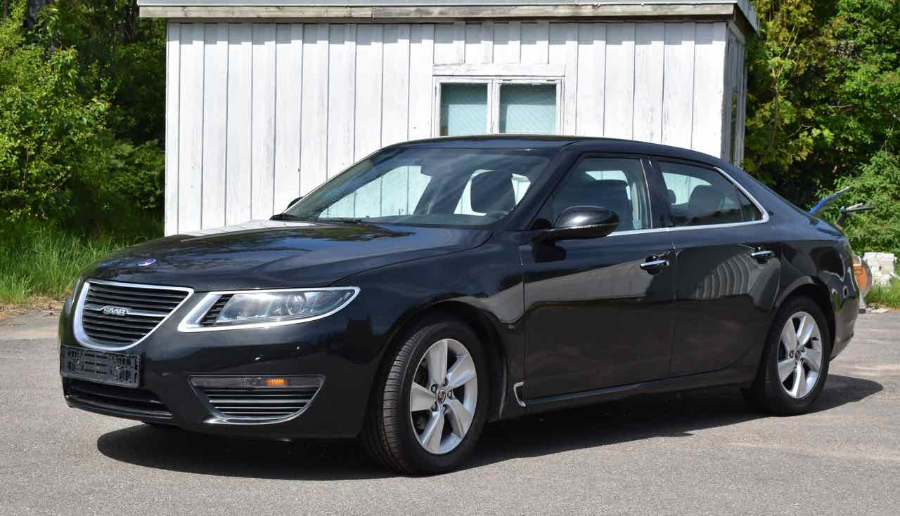 2020 Saab 9-5 Specs and Review