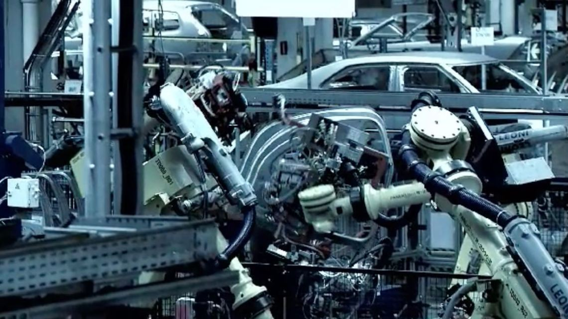 Fuera y en el país de las maravillas. Saab Factory Tour 2010.