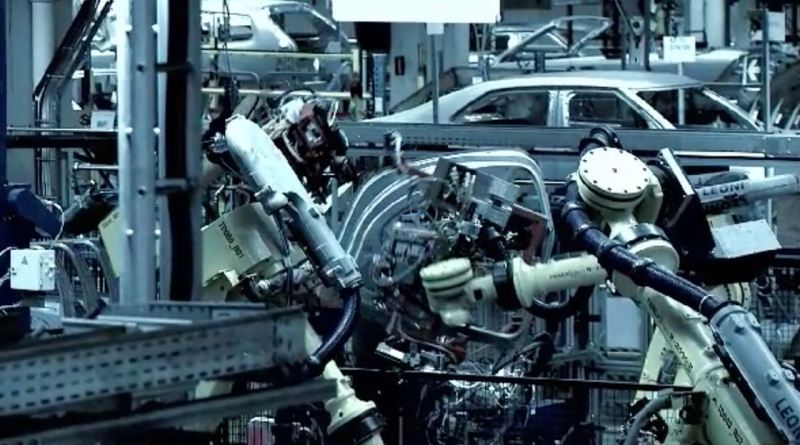 Unterwegs im Wunderland. Saab Factory Tour 2010.