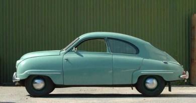 Peut-être le plus ancien Saab privé