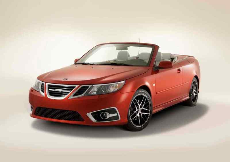 Saab självständighet Cabriolet